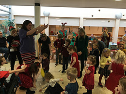 Cochlear Children's Xmas Party