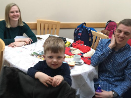 Cochlear Children's Xmas Party 2017